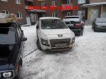 Т 987 ХЕ 76  Ярославль Яблоневый посад 2-й Брагинский проезд дом 6