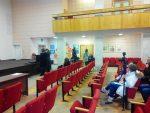 Собрание в Администрации Дзержинского района города Ярославля 17 февраля 2015 года